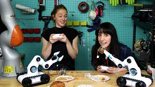 Tea + Biscuits with Simone Giertz
