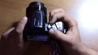 panasonic Lumix LZ 40 с ультразумом 42x. Обзор и распаковка