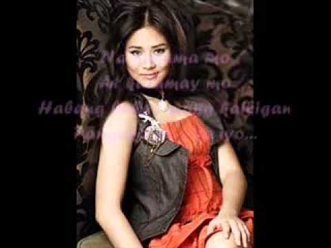 KAIBIGAN by: Sarah Geronimo video with lyrics....