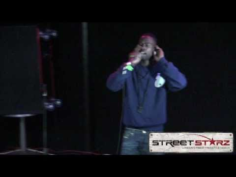 Street Starz TV: Ghetts performs at London...
