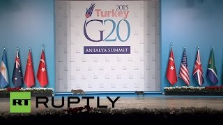 Turkey: Cats break through G20