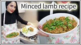 How to Cook Lamb Mince   Ad   Amena