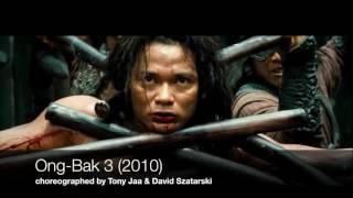Лучшие боевые сцены  - Тони Яа
