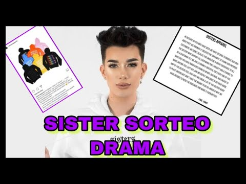SISTER DRAMA POR UN SORTEO DE LA SISTER MERCH - OMG JAMES thumbnail