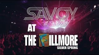Savoy // Washington DC 1.25.2014 Official Recap