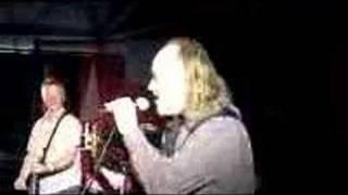Bill Bailey and Billy Bragg sing
