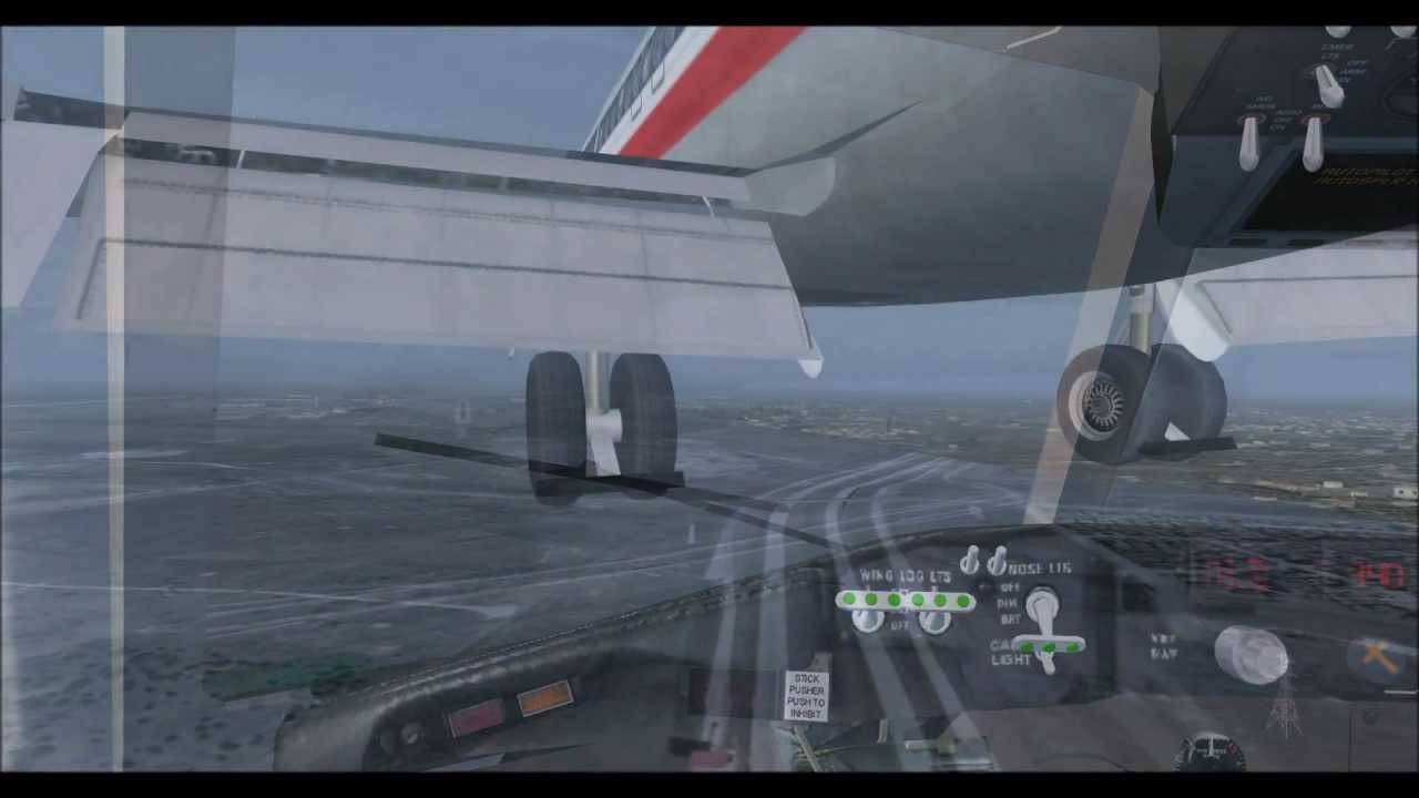 REAL AUSTIN or FSX?