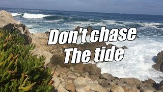 Peter webb, Betfair trading - Don't chase the tide