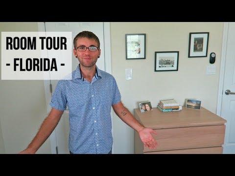 Minimalist Room Tour in Florida | Post KonMari Method » clean & simple