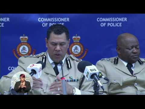 COMMISSIONER OF POLICE ON R.B.P.F RESOURCES