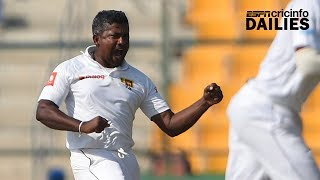 Dailies: 400 Test scalps for Herath