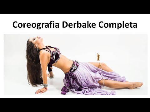 Coreografia de Derbake Patrícia Cavalcante - Dança do Ventre Online