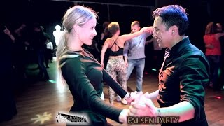 DANCING WITH THE BEST!  Bachata Sensual