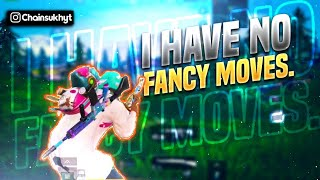 I Don't Have Fancy Moves 🖤 | PUBG Montage | Four Fingure Claw + Gyroscope | Realme 3 pro