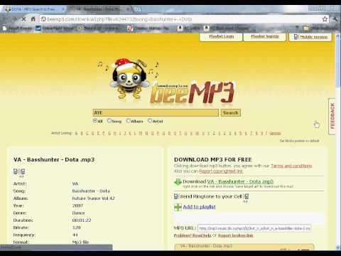 O.M.F.G. BEE MP3