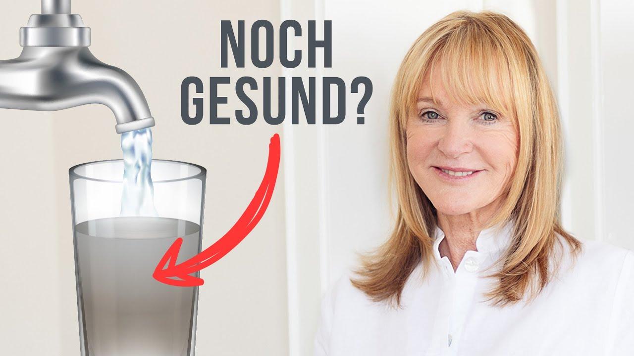 Dein Wasser schadet dir! - (DAS kannst du dagegen tun)