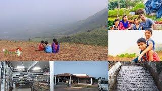 Chikmagalur Day - 2 Vlog // MullayanaGiri // Telugu Mom
