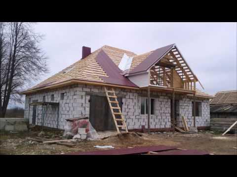 Крыша от А