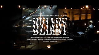 "HIGH DEFINITION QUARTET feat. Igor Boxx ""Dziady"" Recorded at Jassmine Concert"
