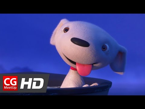 "CGI Animated Short Film ""Joy and Heron"" by Passion Pictures 