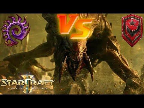 StarCraft II: Gameplay - Ranked Ladder Match #2 (Zerg VS Terran)