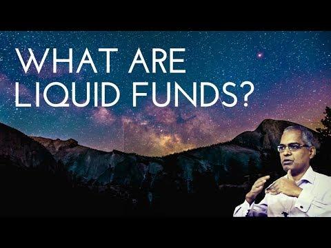 What are Liquid Funds - Tamil | Prakala Wealth Management | Chokkalingam Palaniappan