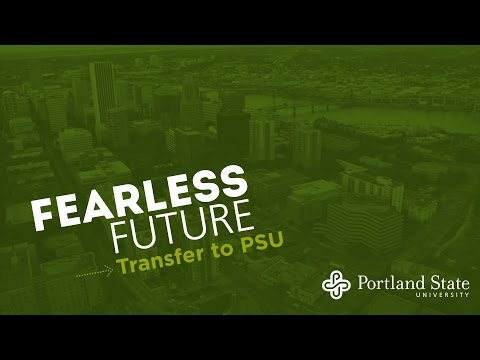 Transferring to Portland State University: Three Things You Should Know