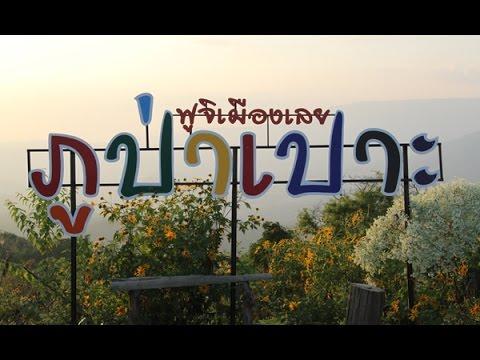เที่ยวภูป่าเปาะ ชมวิวฟูจิเมืองเลย - สถานที่ท่องเที่ยวเลย Loei