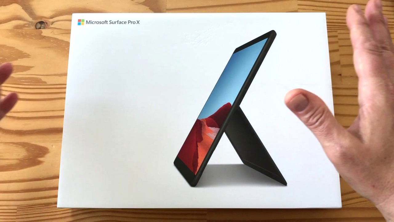 X surface pro