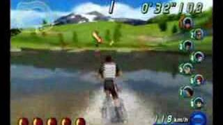 Wave Race: Blue Storm gameplay 1