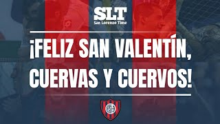 Romagnoli y San Lorenzo, amor eterno. ¡Feliz día de San Valentín!