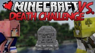 Death Challenge | Minecraft VS. Ep 9