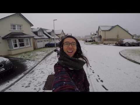 Aberdeen, Scotland   Winter 2016