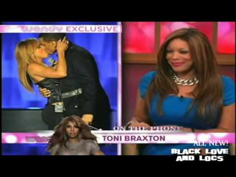 Toni Braxton Speaks About The Kiss With Trey Songz