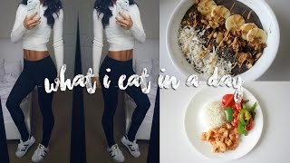 What I Eat In A Day | Healthy Meal Ideas
