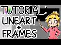 How to Animate with SAI and Sony Vegas! [1/2] | DoopieDoOver