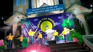 Vũ điệu Thái Lan_Sống Đạo_Gx. Vĩnh Phước_Trung Thu 2017