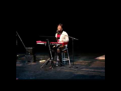 Grace Lidji performing at (avhs) Apple Valley Senior High School 2019.