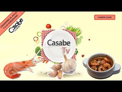 CAMARONES A LO VENEZOLANO | @Casabe305Bistro | CASABE TV | PATRICIA POLEO | FACTORES DE PODER
