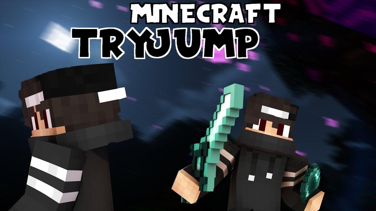 VIELE INFOSMinecraft TryjumpJannyTV YouTube - Minecraft tryjump spielen