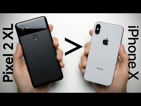 25 Reasons Why Google Pixel 2 XL Is Better Than iPhone X