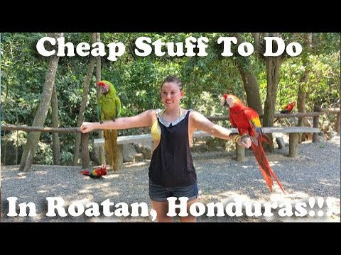 Dirt Cheap - Roatan, Honduras (West End And West Bay)