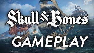 SKULL AND BONES: 25 Minutes Sailing and Treasure Hunting Gameplay! (Exclusive Hands-On Info)