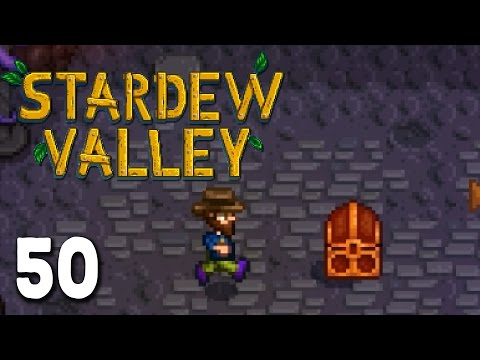 Stardew Valley Let's Play - Episode 50 - To the Bottom! [Stardew Valley Mining]