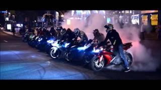 Major Lazer - Night Riders ( Unofficial music video BIKE version )