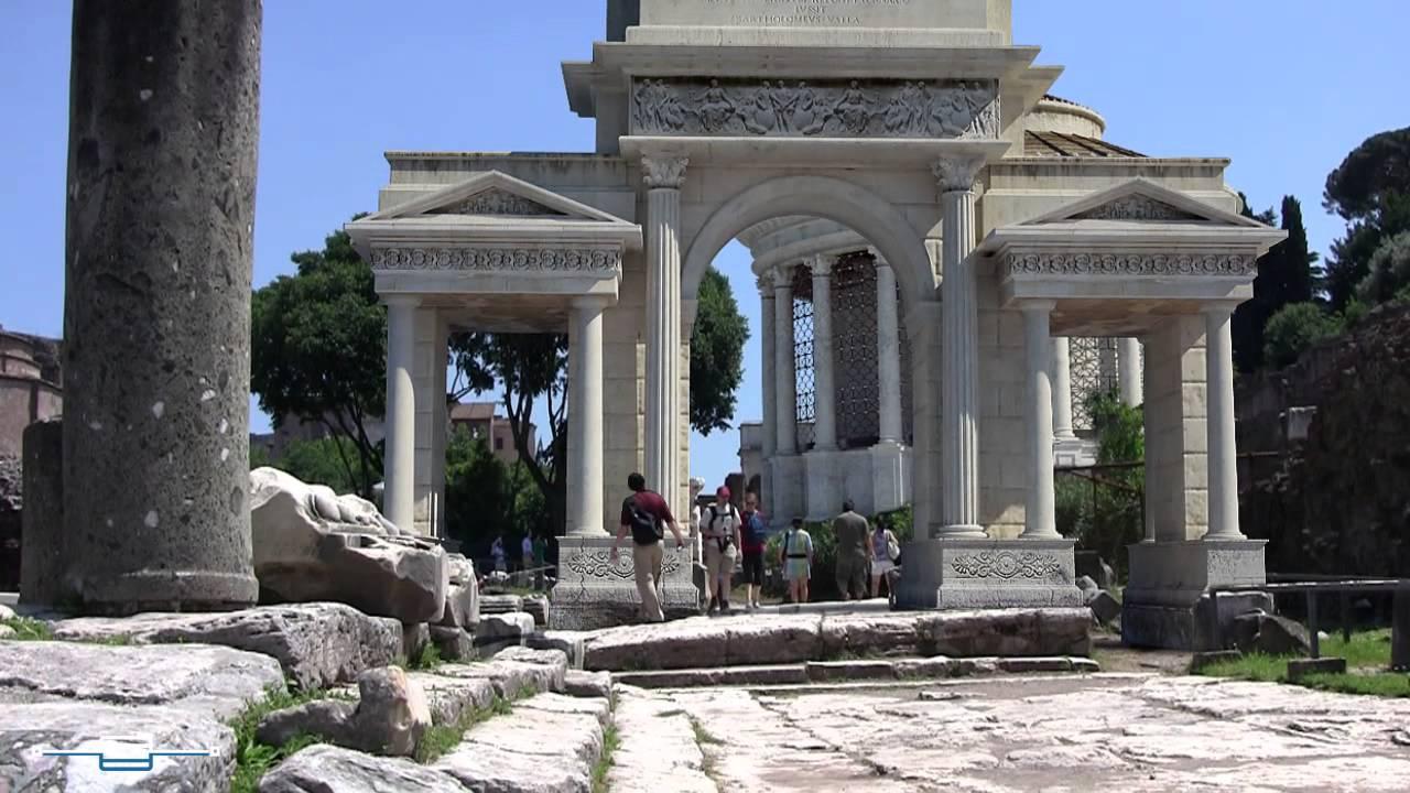 visita guidata: ARCHI ONORARI NEL FORO ROMANO