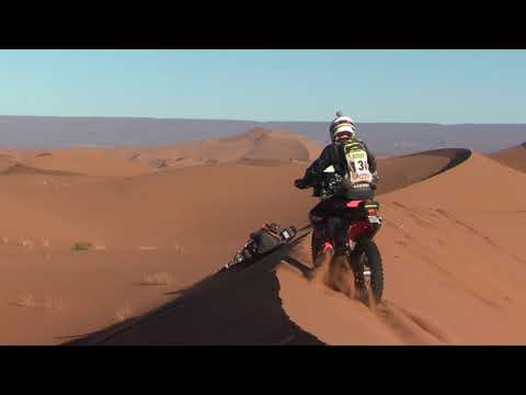 AFRICA ECO RACE 2020 Race To Dakar By James Baroud EP.9-GB