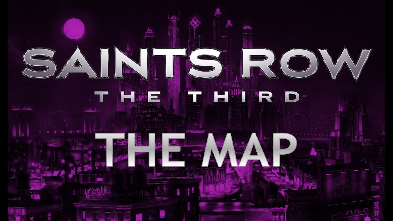 Xbox 360 Cheats - Saints Row 3 Wiki Guide - IGN Saints Row Map on saints row 5 map, the sims 1 map, assassin's creed 1 map, saints row map only, dark souls 1 map, guild wars 1 map, driver 1 map, gta 4 map, gta 1 map, dragon quest 1 map, portal 1 map, uncharted 1 map, gta san andreas map, risen 1 map, saints row hell map, saints row iv map, just cause 1 map, skyrim map, saints row cd map, resident evil 1 map,