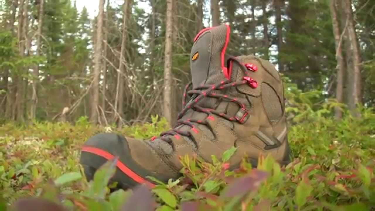 96f2deea5ba Keen Durand Mid WP Hiking Boots: Tested + Reviewed - YouTube