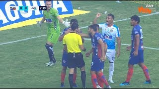 Union Magdalena vs Junior (1-1) Liga Aguila 2019-II | Fecha 13